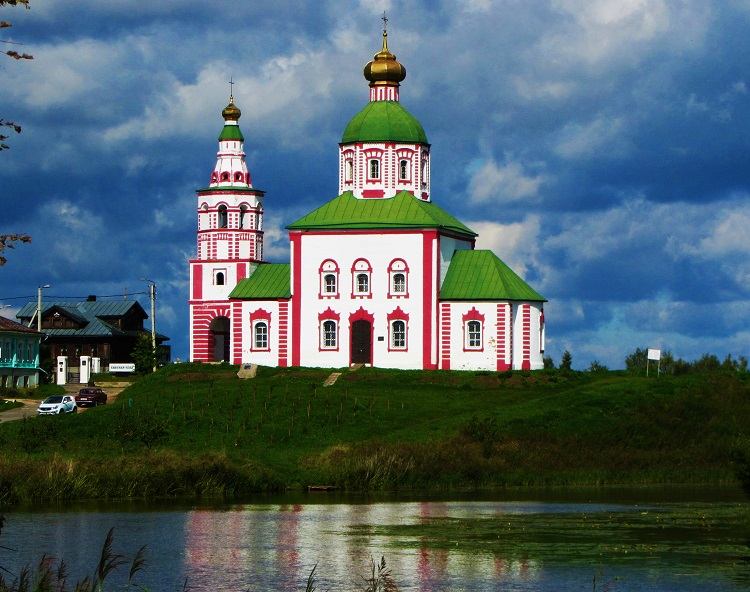 russia-suzdal-potd-church