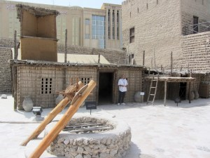 UAE Travel Guide - Traditional Summer House