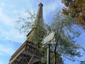 Europe - Paris - Eiffel Tower