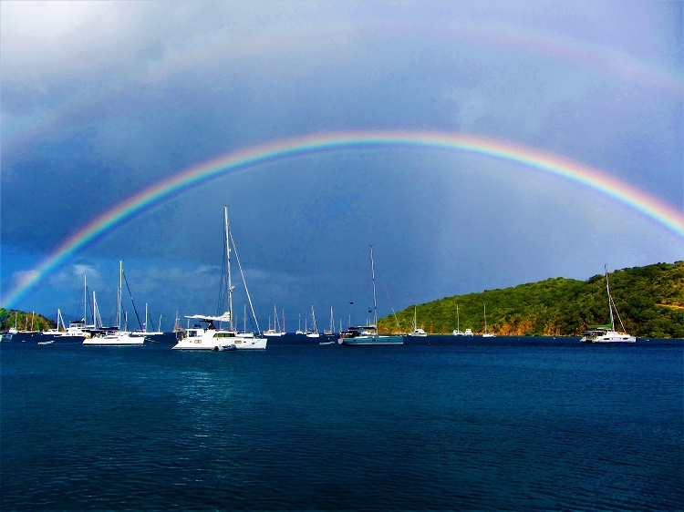 Rainbow Over The Bight