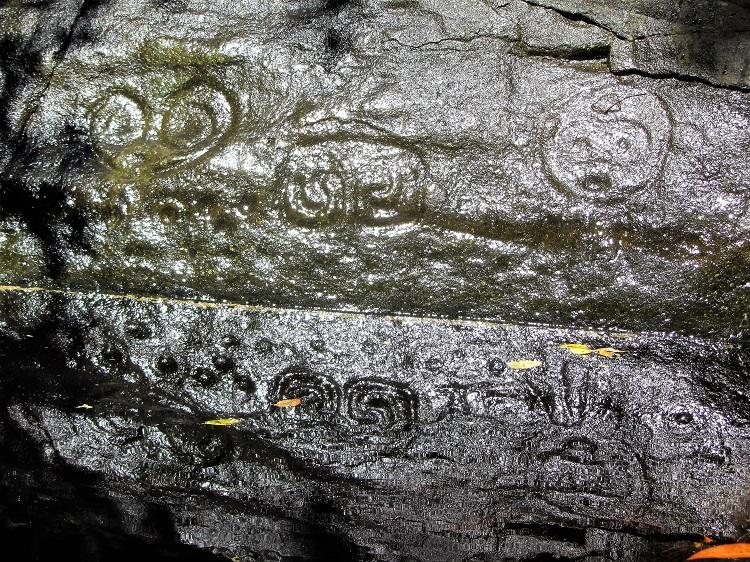 Petroglyphs - At Water