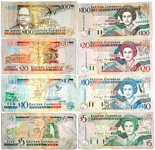 Eastern Caribbean Dollar