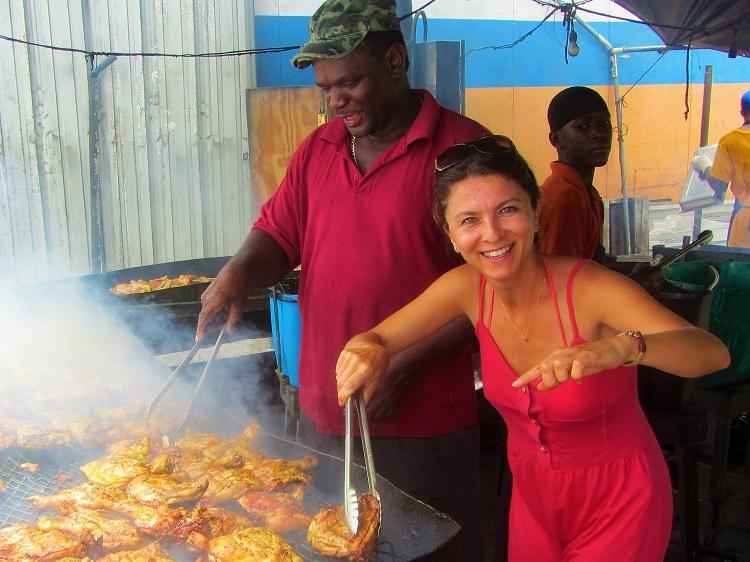 Anguilla - Driving - Melek Cooking