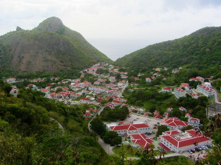 Saba - History - The Bottom