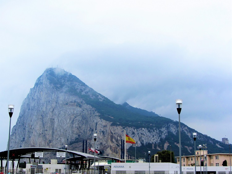 Gibraltar is the Rock