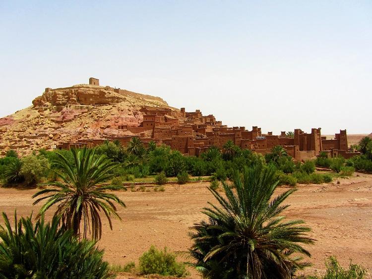 Morocco - Ait-Ben-Haddou