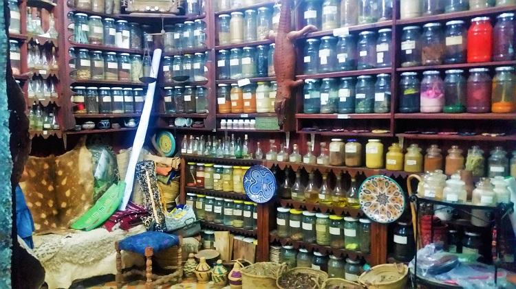 Morocco - Fez - Berber Pharmacy