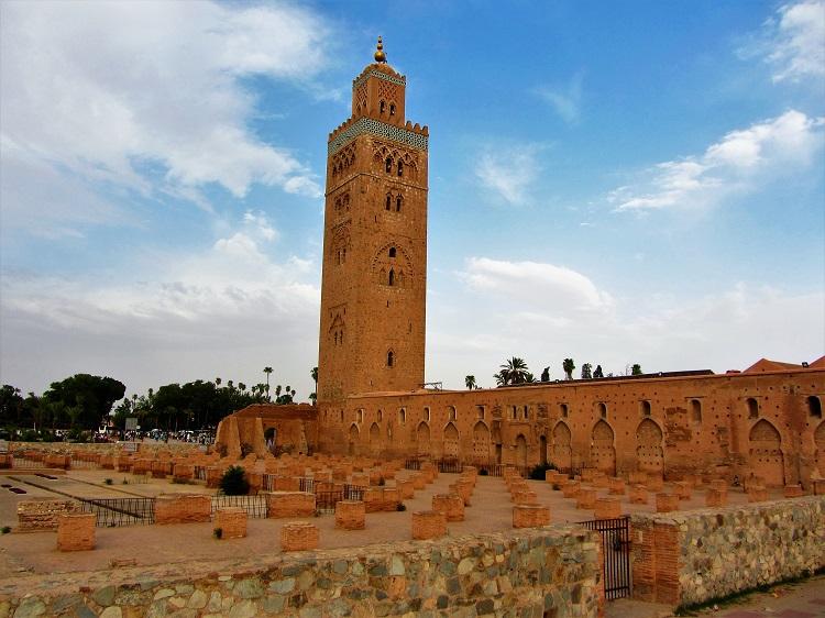 Morocco - Marrakech - Mosque
