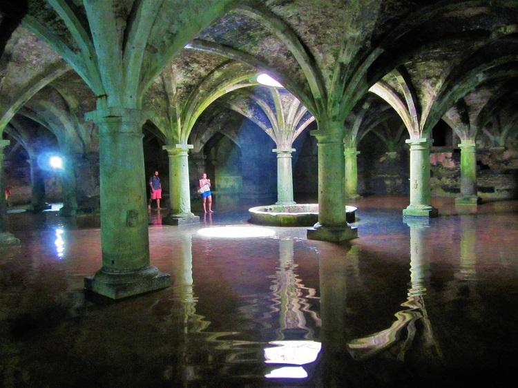 El Jadida - Cistern