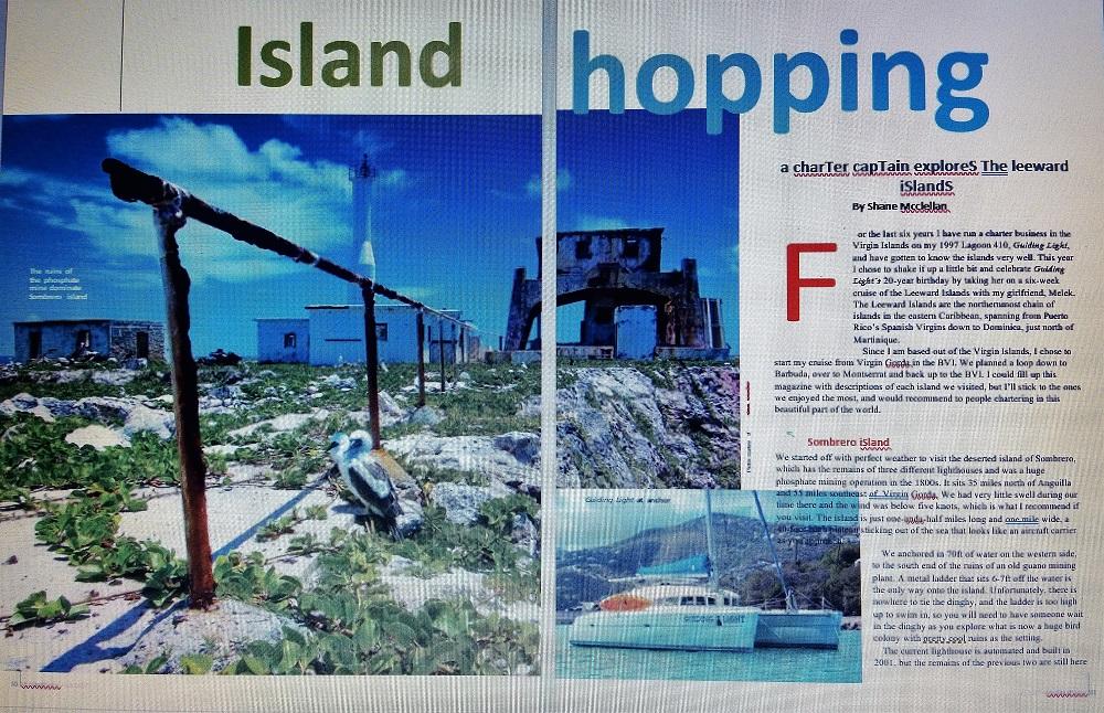 Island Hopping 1