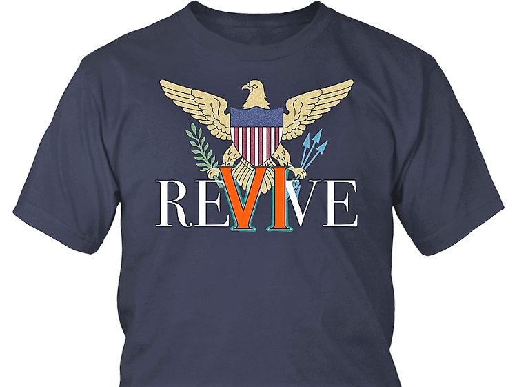VI Revive shirt