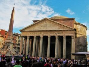 Exploring Rome - Pantheon 1