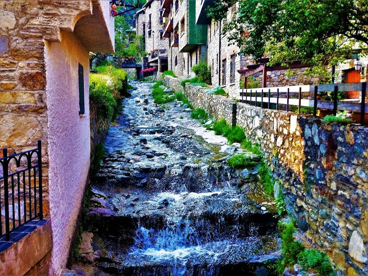 POTD - Andorra - Canillo - River