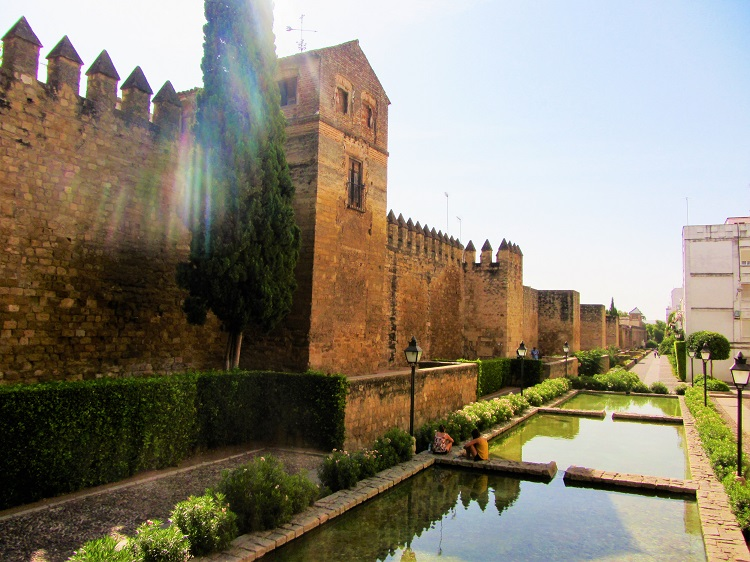 City wall of Cordoba
