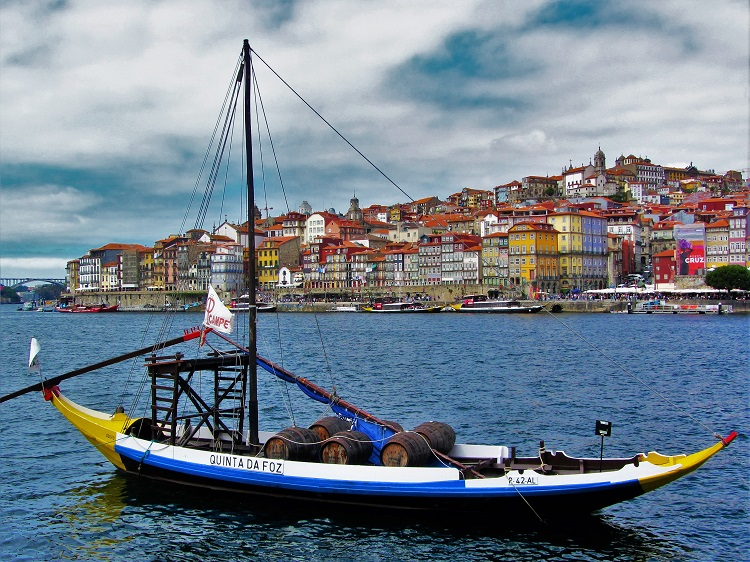 POTD - Portugal - Porto - Boat