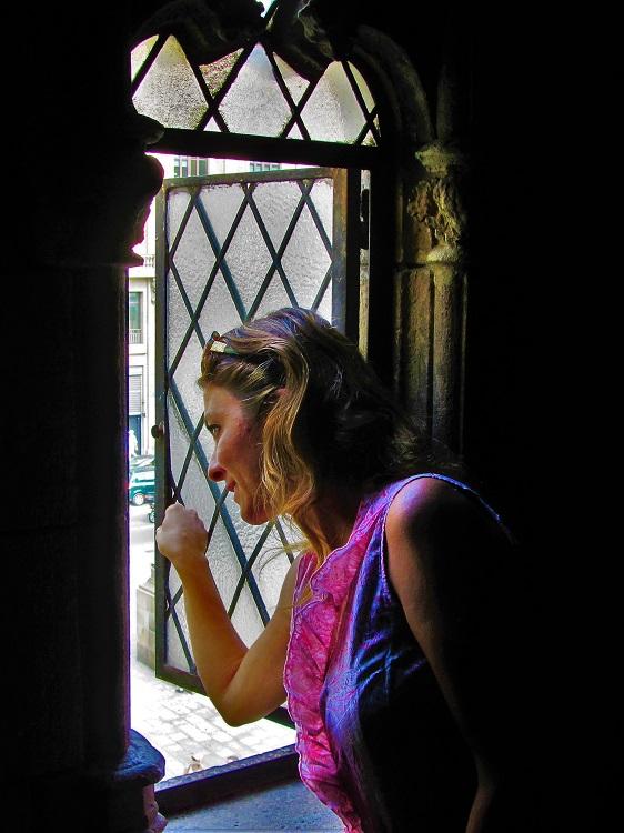 POTD - Spain - Barcelona - History Museum - Visigoth Chapel