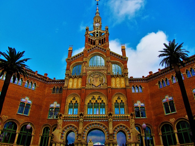POTD - Spain - Barcelona - Hospital de Sant Pau