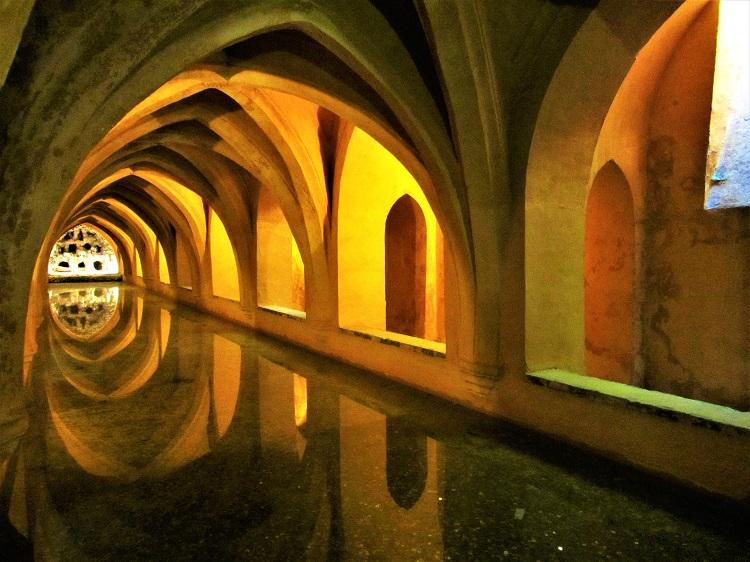 POTD - Spain - Seville - Alcazar Pool