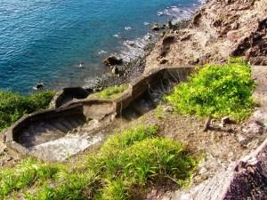Saba & Statia travel guide - the Ladder