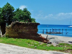 Saba & Statia travel guide - Waterfront