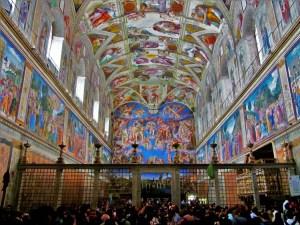 Vatican City travel guide - Sistine Chapel