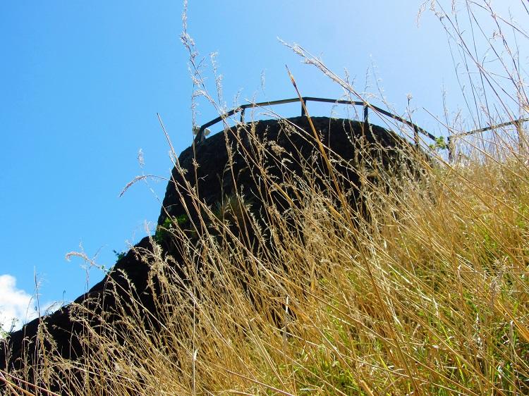 Fort Rodney on Pigeon Island