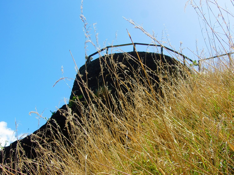 Fort Rodney on Pigeon Island
