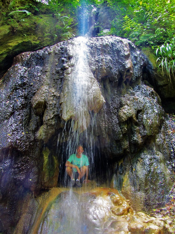 Soufriere - Hot Falls 3
