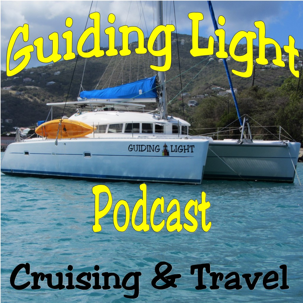 Guiding Light Podcast Album Cover