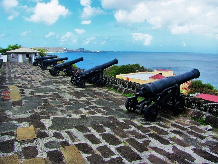 POTD - Cruising - Grenada - Fort