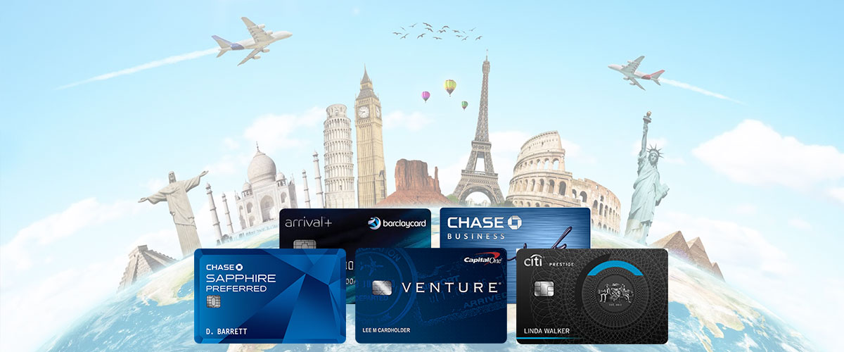travel reward credit card