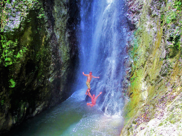 Highland Waterfall 1