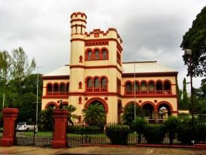 Magnificent Seven - Archbishop's House