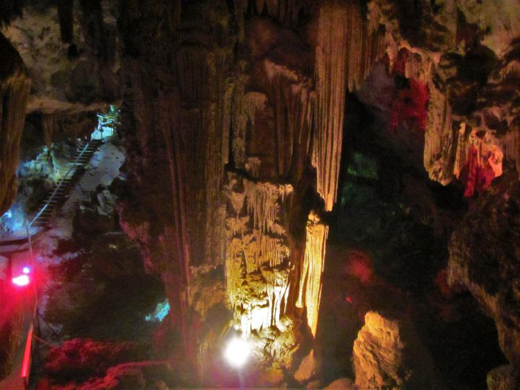 Gaspar Island cave