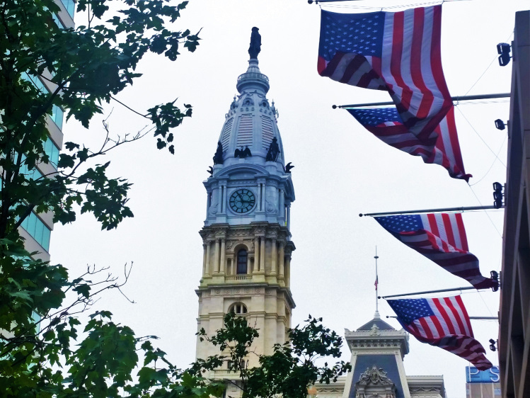 USA - Tallest Building - Philadelphia City Hall POTD