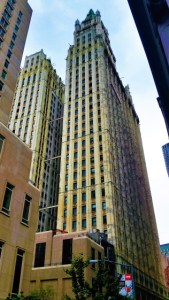 Woolworth Building - Exterior