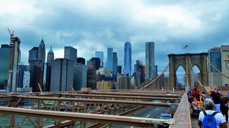 USA - New York - Brooklyn Bridge 2