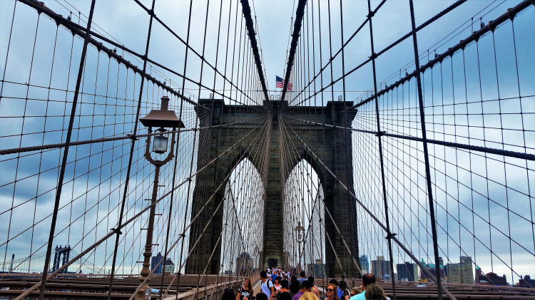 USA - New York - Brooklyn Bridge POTD