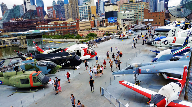 USA - New York - Intrepid POTD