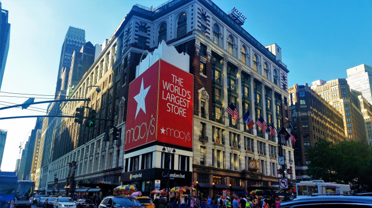 USA - New York - Macy's