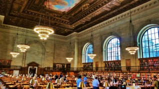 USA - New York - Public Library 2