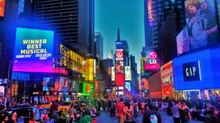 USA - New York - Times Square 2