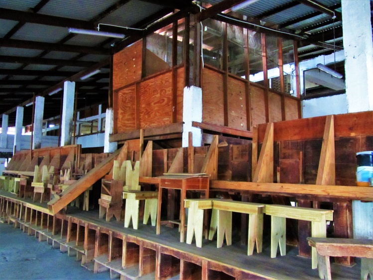 Grenada - Nutmeg factory 3