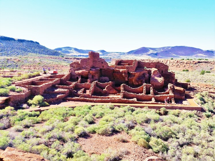 Wupatki National Monument - Wukoki
