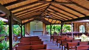 Island Tour - Bamboo Church POTD
