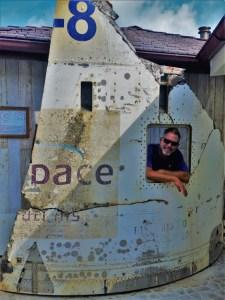 Mustique - Space Debris