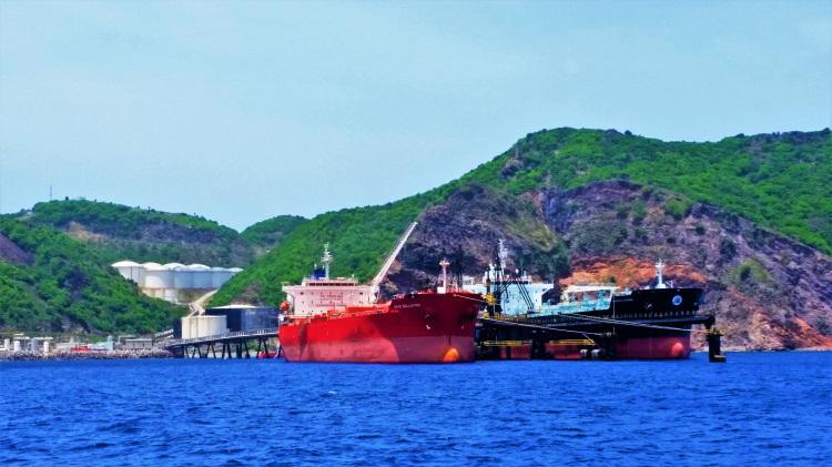 Statia Oil transfer 2