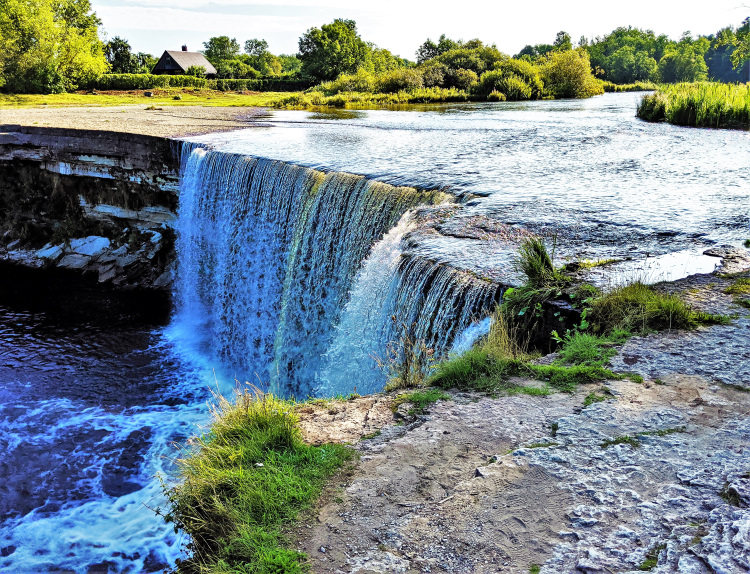 Estonia - Jagala Waterfall 1