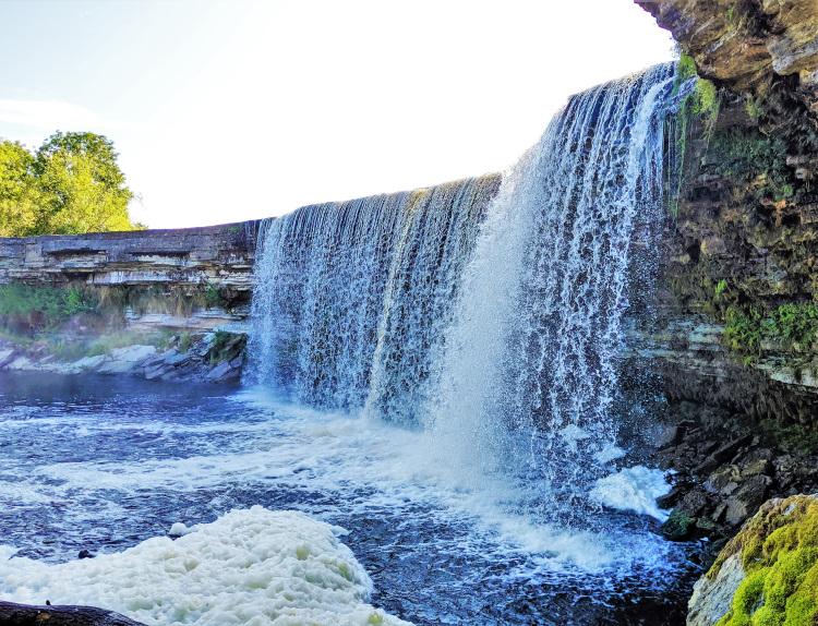 Estonia - Jagala Waterfall 2