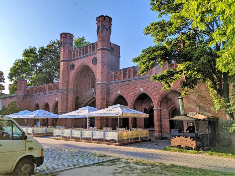 Rosegarten Gate
